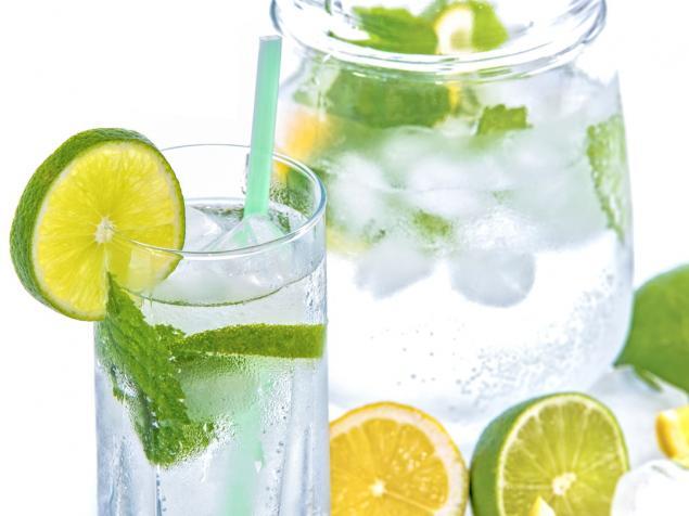 Lemon Mint Water 1L
